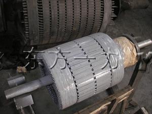电机修理汽轮发电机修理 线圈,换向器,槽楔,绝缘材料,水轮发高清图片